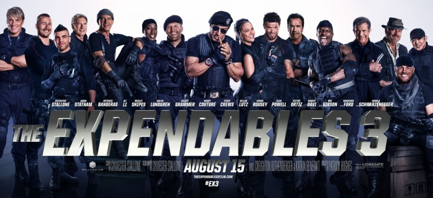 expendables 3 new banner