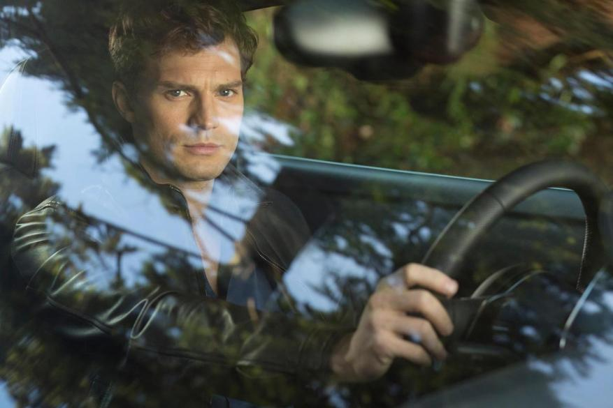 Fifty Shades of Grey first look at christian grey