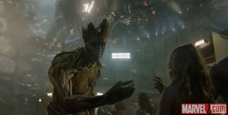 guardians of the galaxy marvel 07