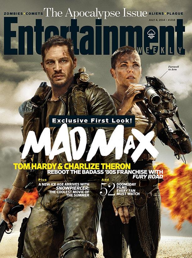 Mad Max EW cover