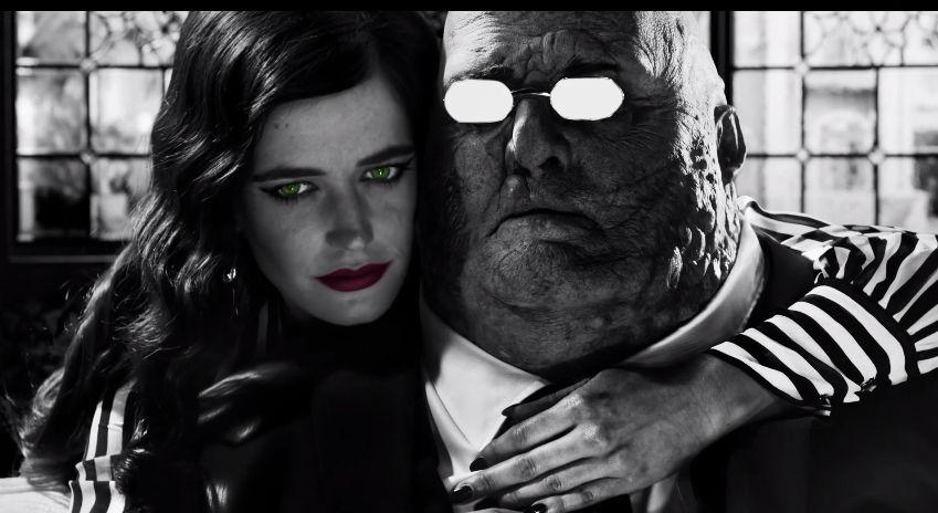 ตัวอย่างใหม่จาก Sin City: A Dame To Kill