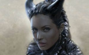 unused maleficent concept art