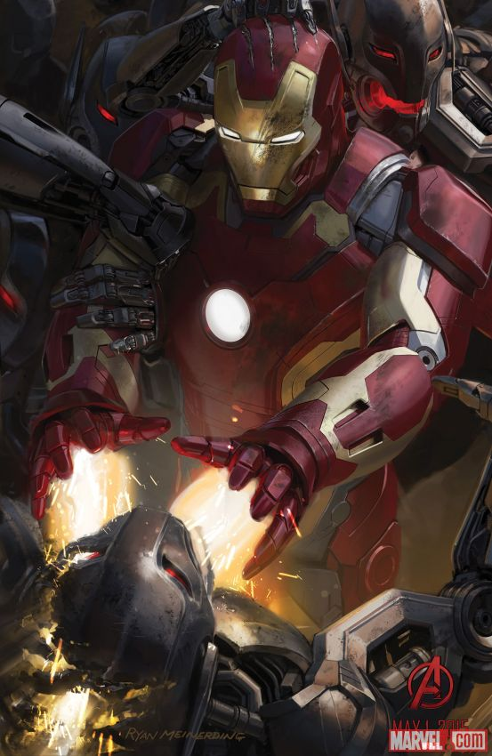 avengers age of ultron comiccon poster 01
