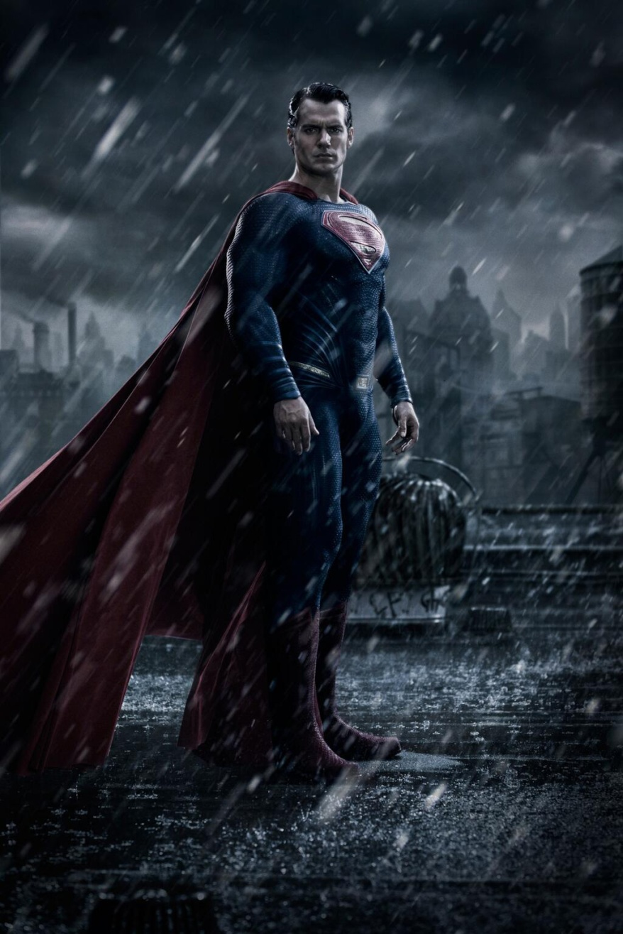 batman v superman firstlook at superman
