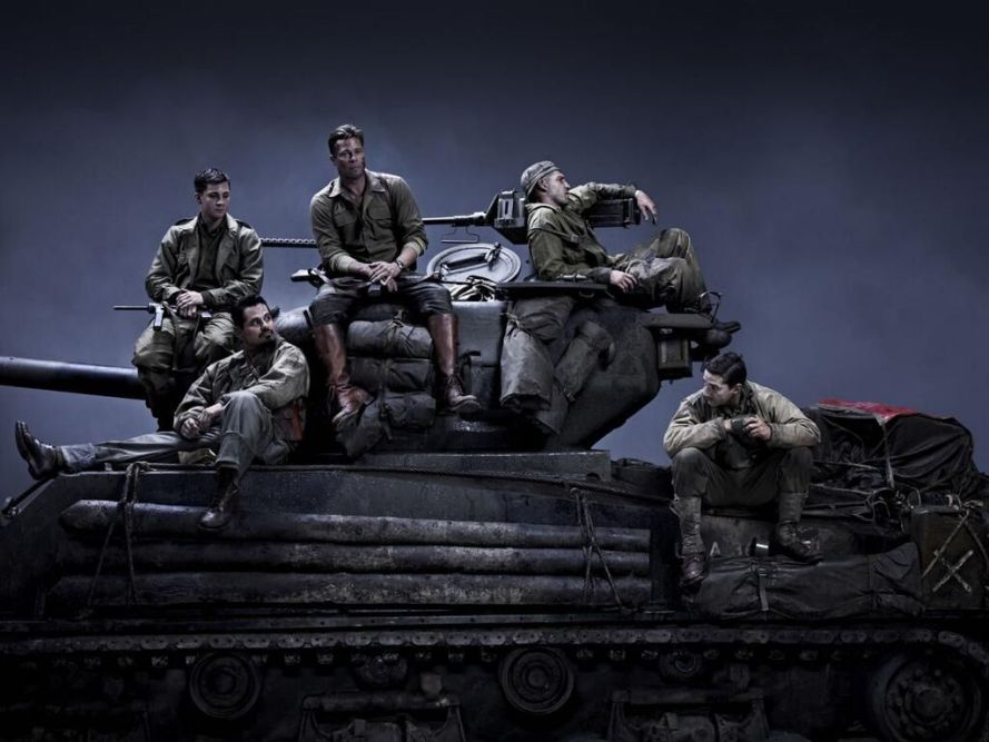 fury firstlook