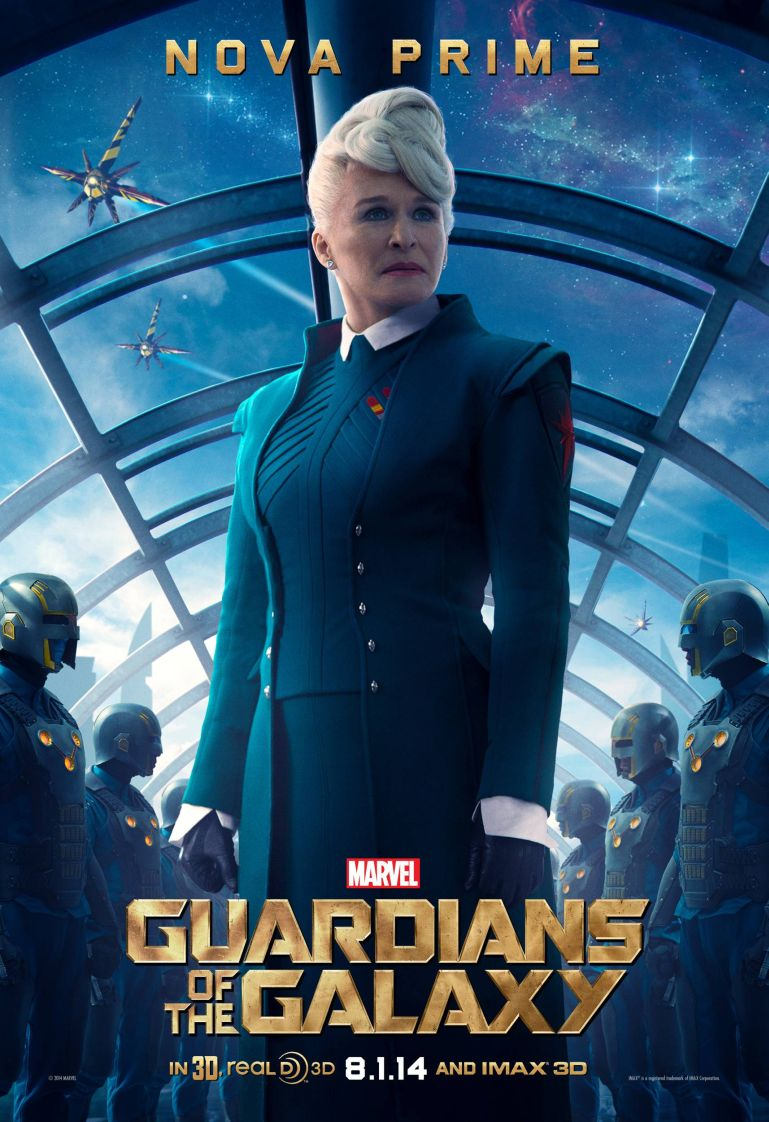 gotg Nova Prime poster