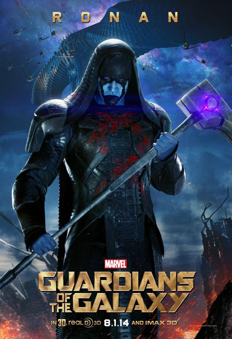 gotg Ronan poster