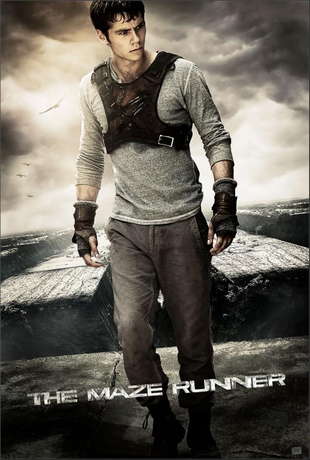 the maze runner poster 03