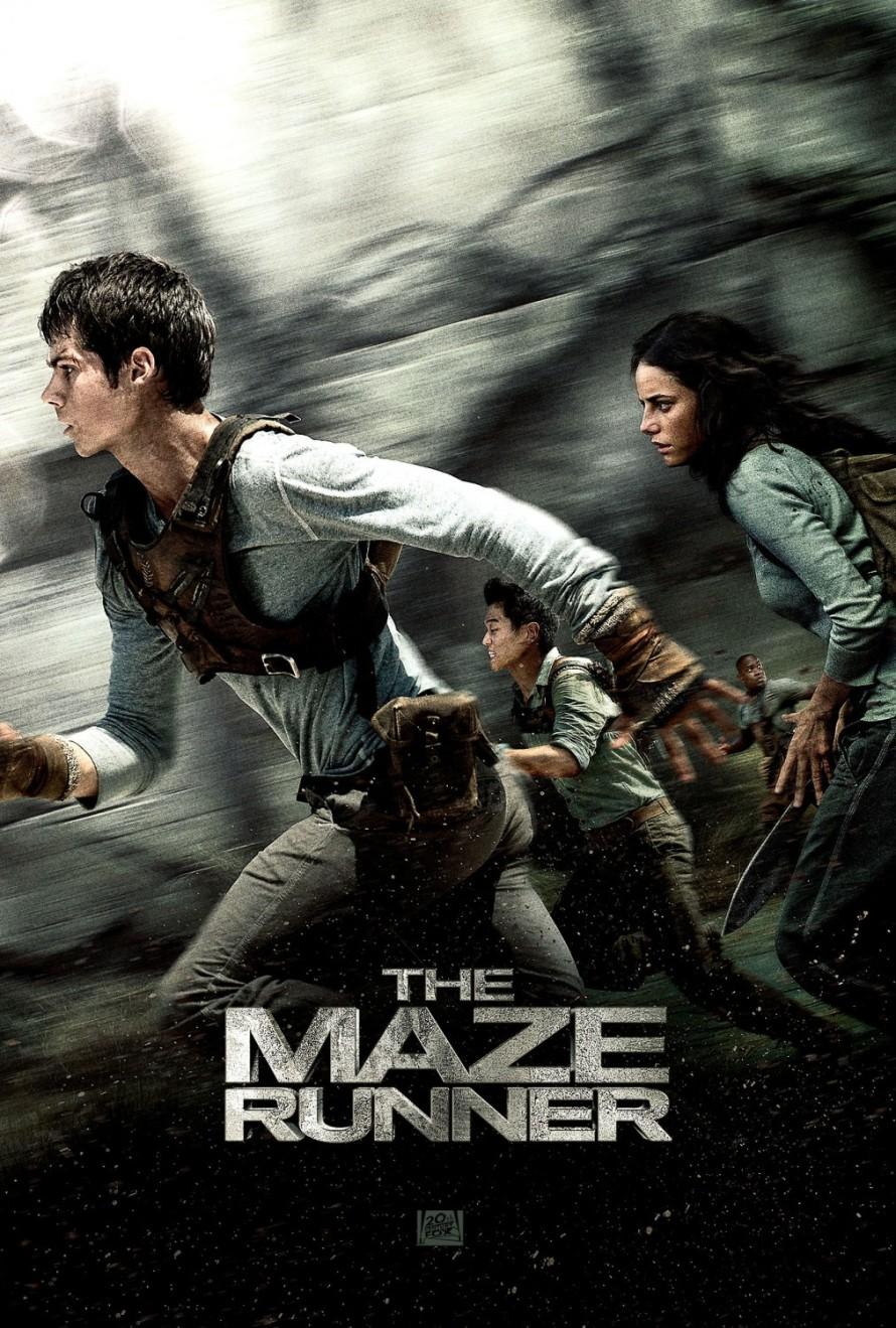 the maze runner poster 05