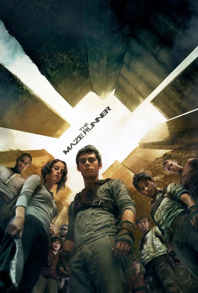 the maze runner poster 06
