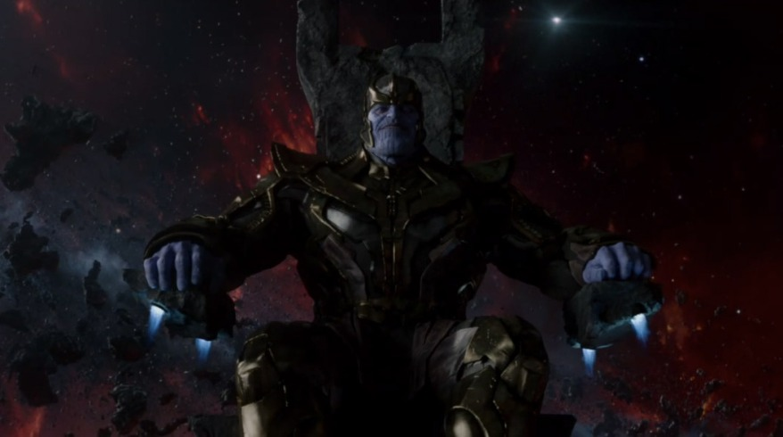 firstlook at thanos hd