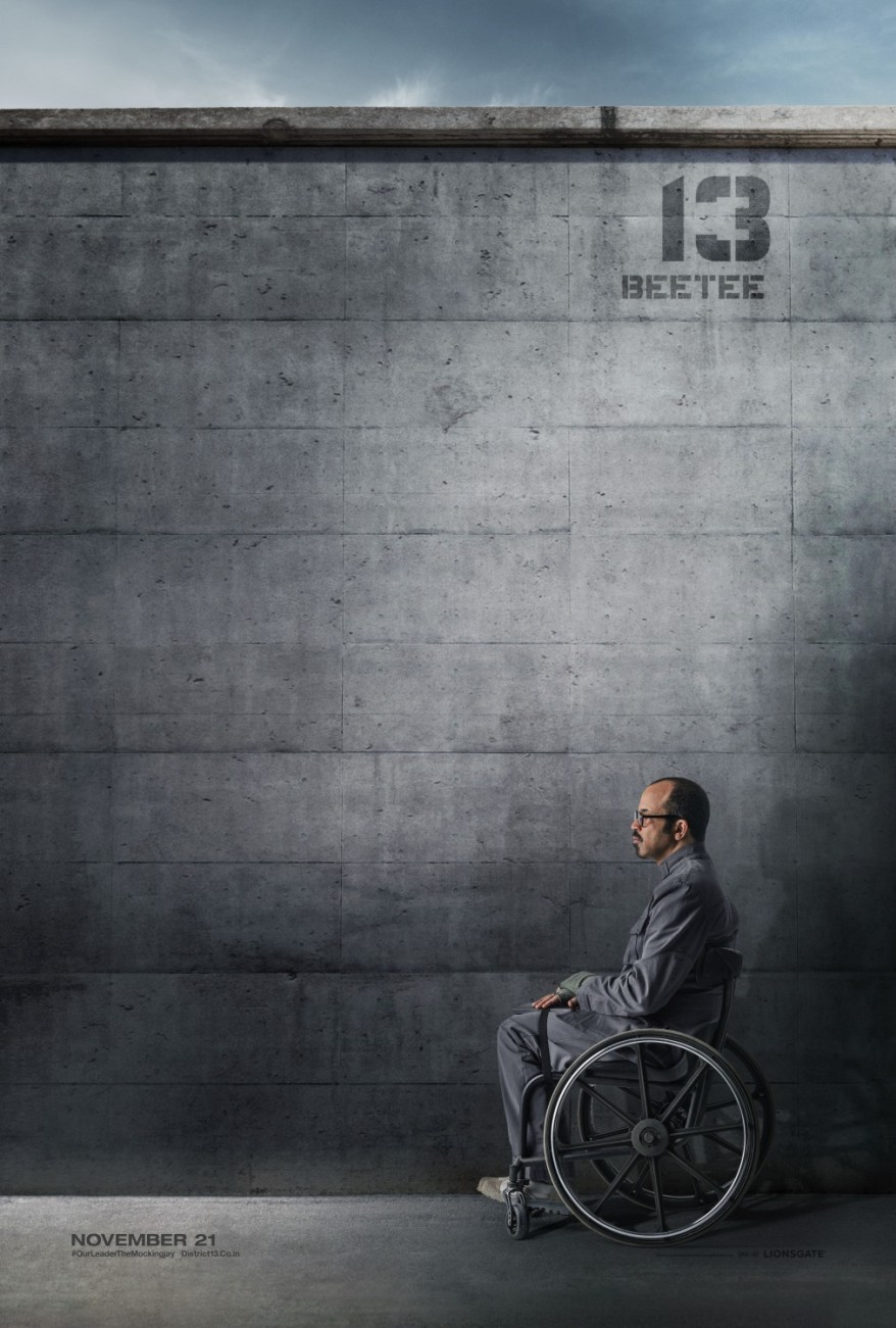 the hunger games mockingjay part 1 district 13 poster 02