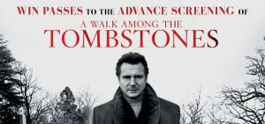 Walk Among Tombstones activity