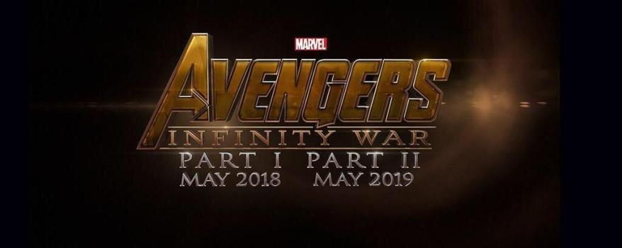avengers 3 logo