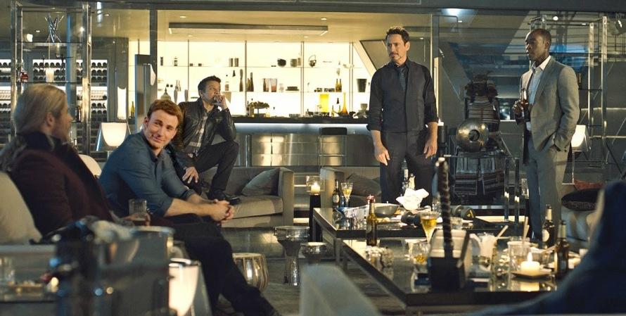avengers age of ultron trailer news