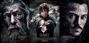 hobbit 3 5 posters