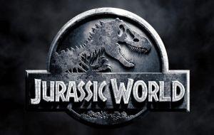 Jurassic World teaser poster header