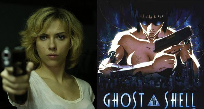 หนัง Ghost in the Shell