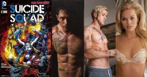 Suicide Squad casting