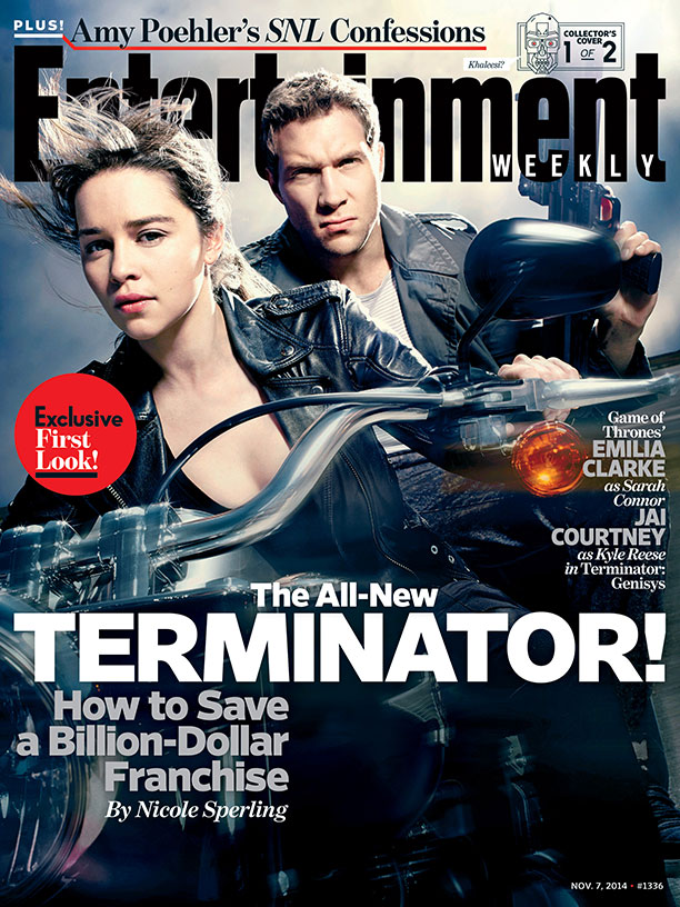 Terminator Genisys ew cover