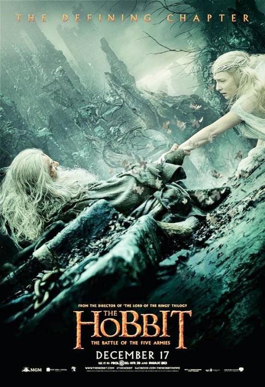the hobbit 3 poster 02