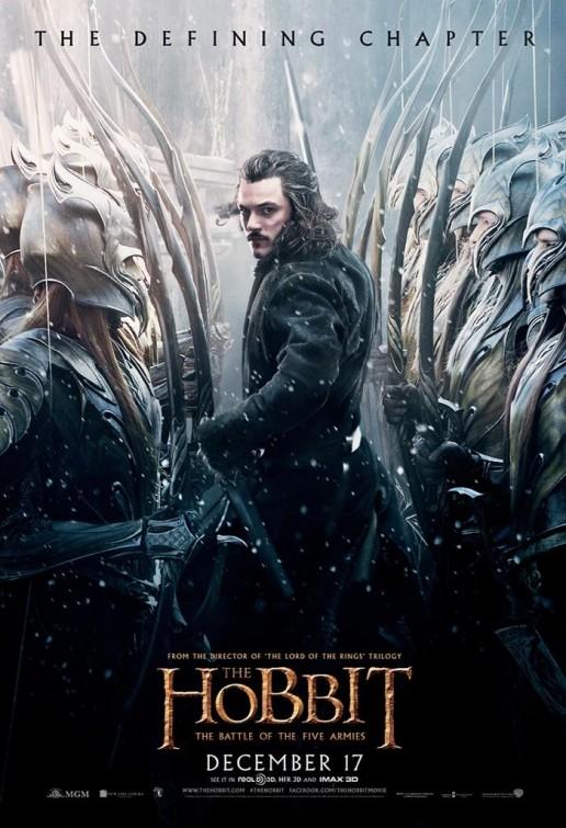 the hobbit 3 poster 03