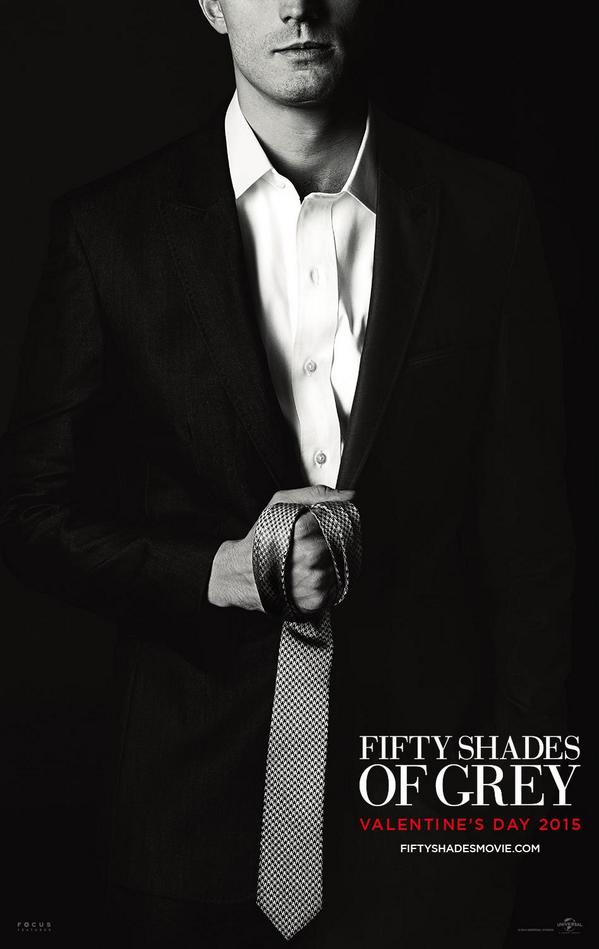 Fifty Shades of Grey poster 03