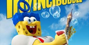 The Spongebob Movie poster header
