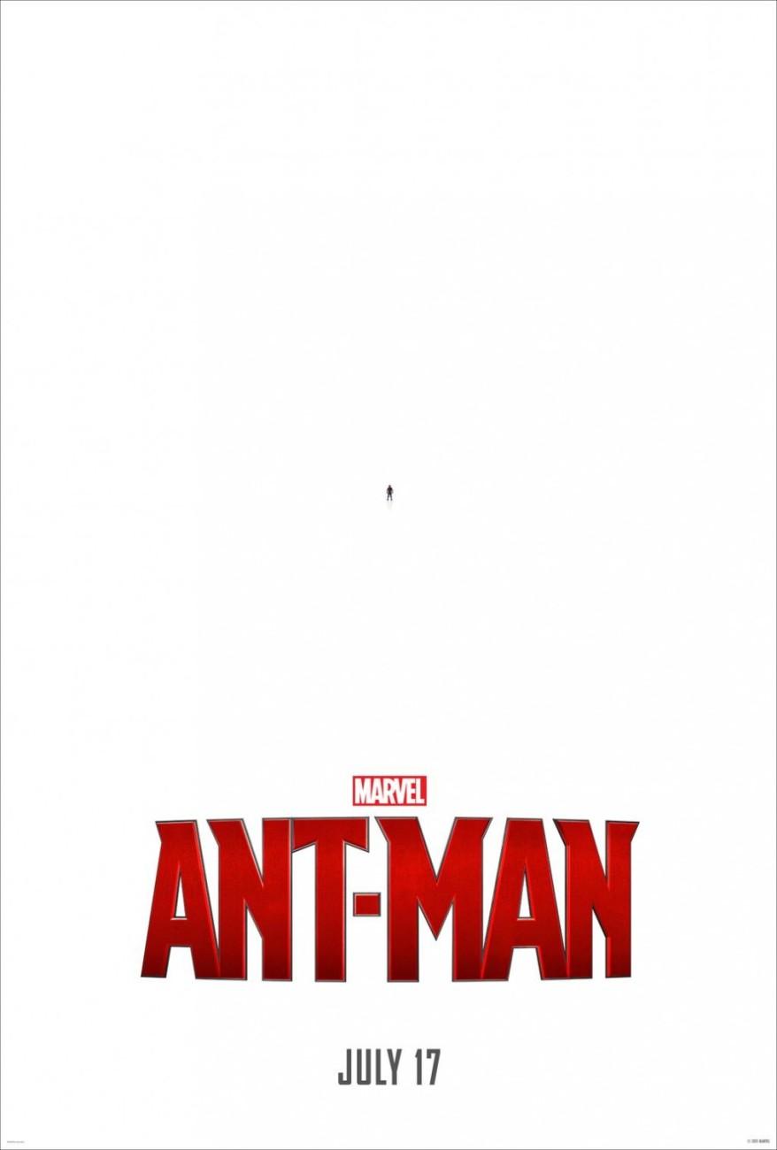 Ant-Man teaser poster big