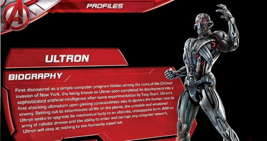 avengers age of ultron bio