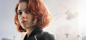 avengers age of ultron black widow poster header