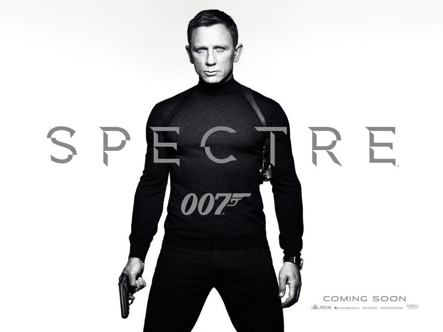 007 SPECTRE teaser poster 2