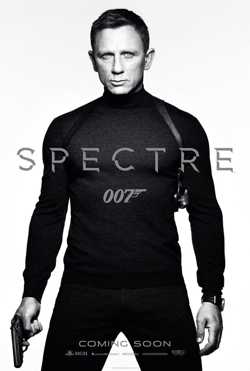 007 SPECTRE teaser poster 3