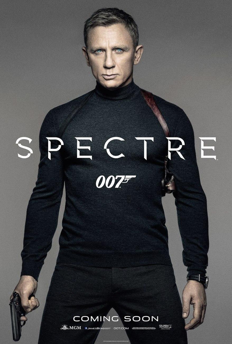 007 SPECTRE teaser poster 4