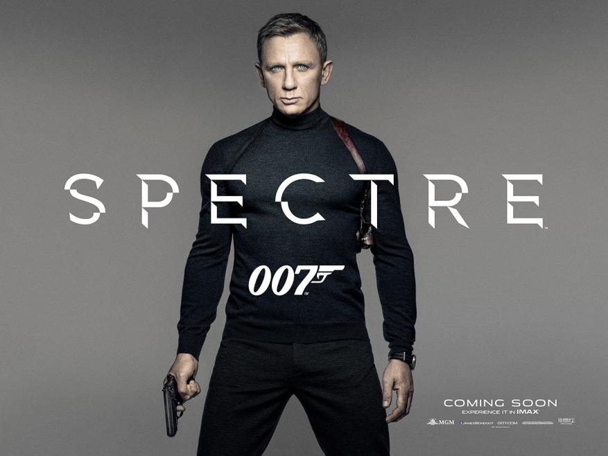 007 SPECTRE teaser poster big