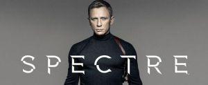 007 SPECTRE teaser poster header