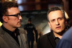 Anthony and Joe Russo avengers 3