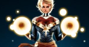 Captain Marvel header
