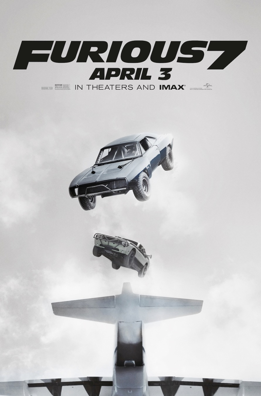 furious 7 new poster