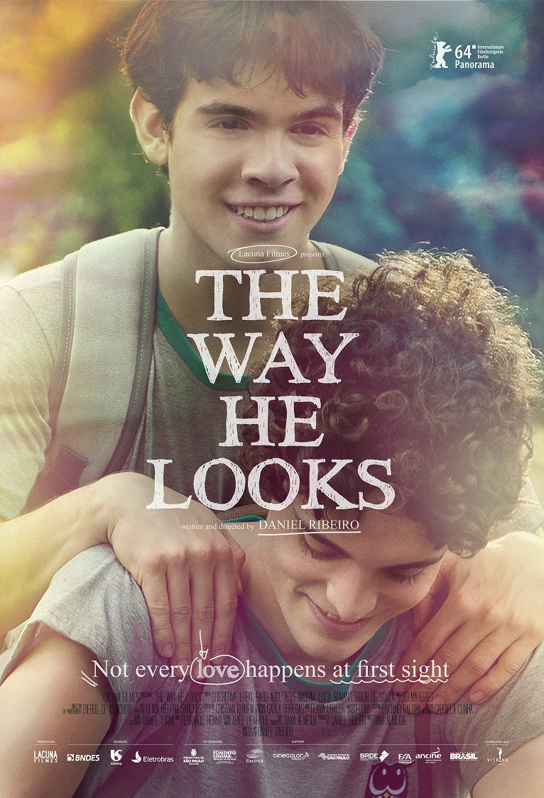 The Way He Look poster