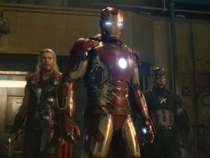 avengers age of ultron big three