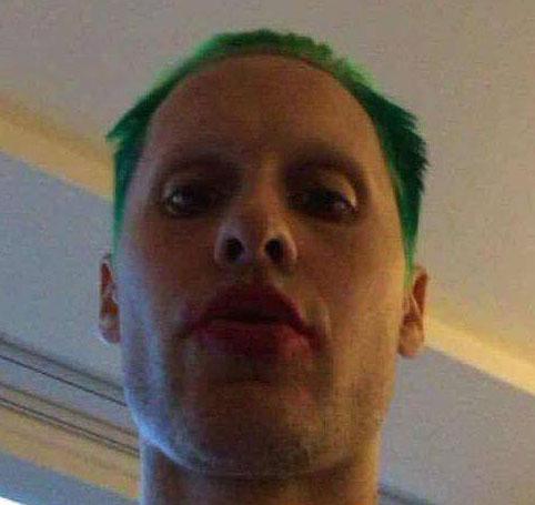 jared green hair