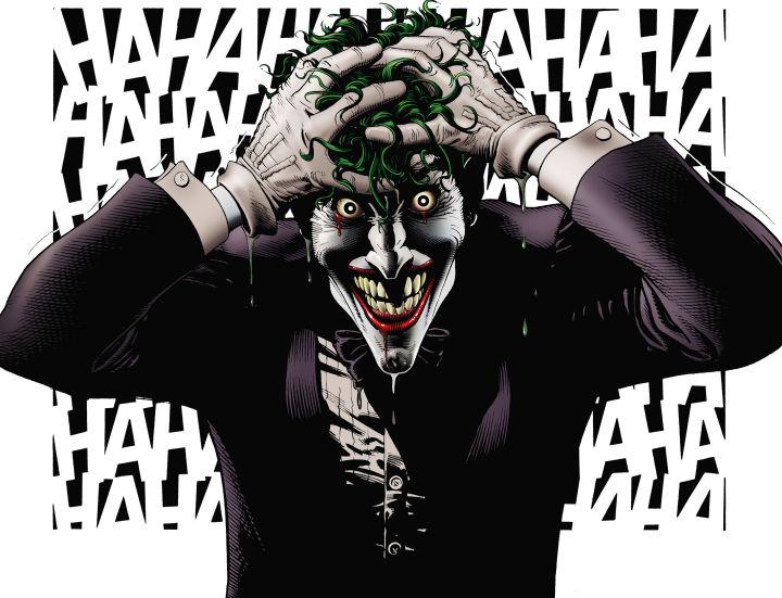 Joker kiiling joke
