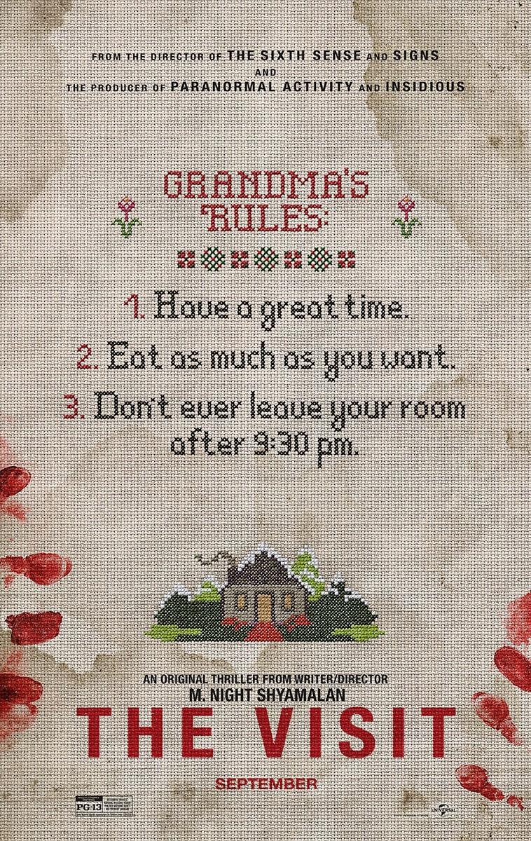 the visit teaser poster