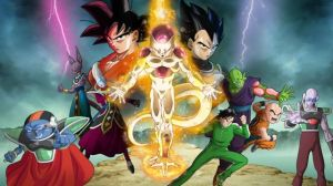 Dragon Ball Z Resurrection of F header