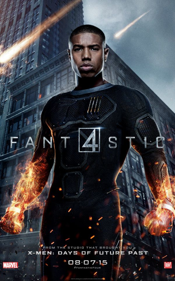 fantastic four johnny banner