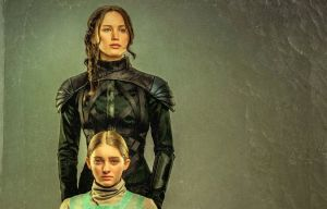 sisters portrait the hunger games