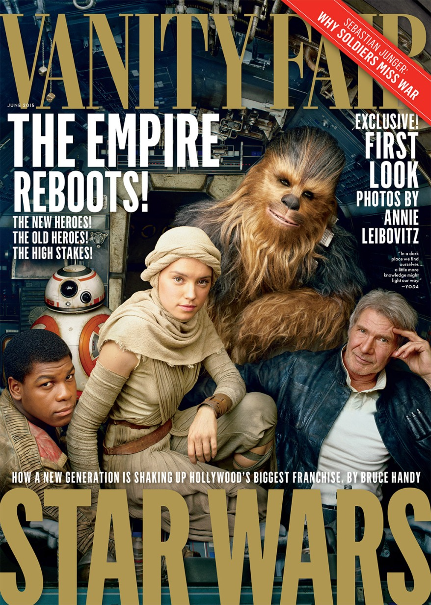 starwars 7 vanity fair cover