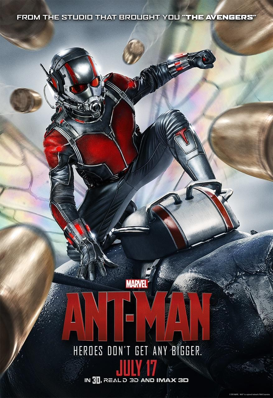 ant man new poster