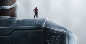 ant-man no hammer poster
